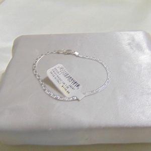 "Giani Bernini SS 7""Greek Key Bracelet"
